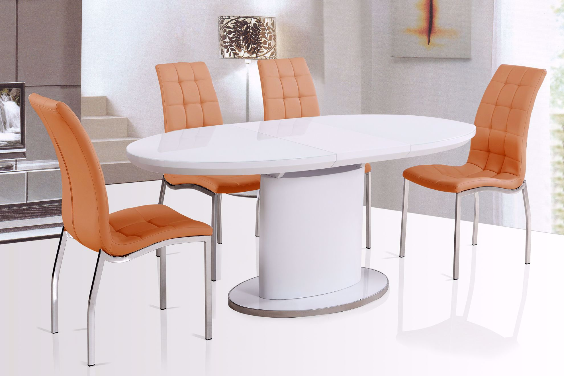 Christy Extendable Dining Table