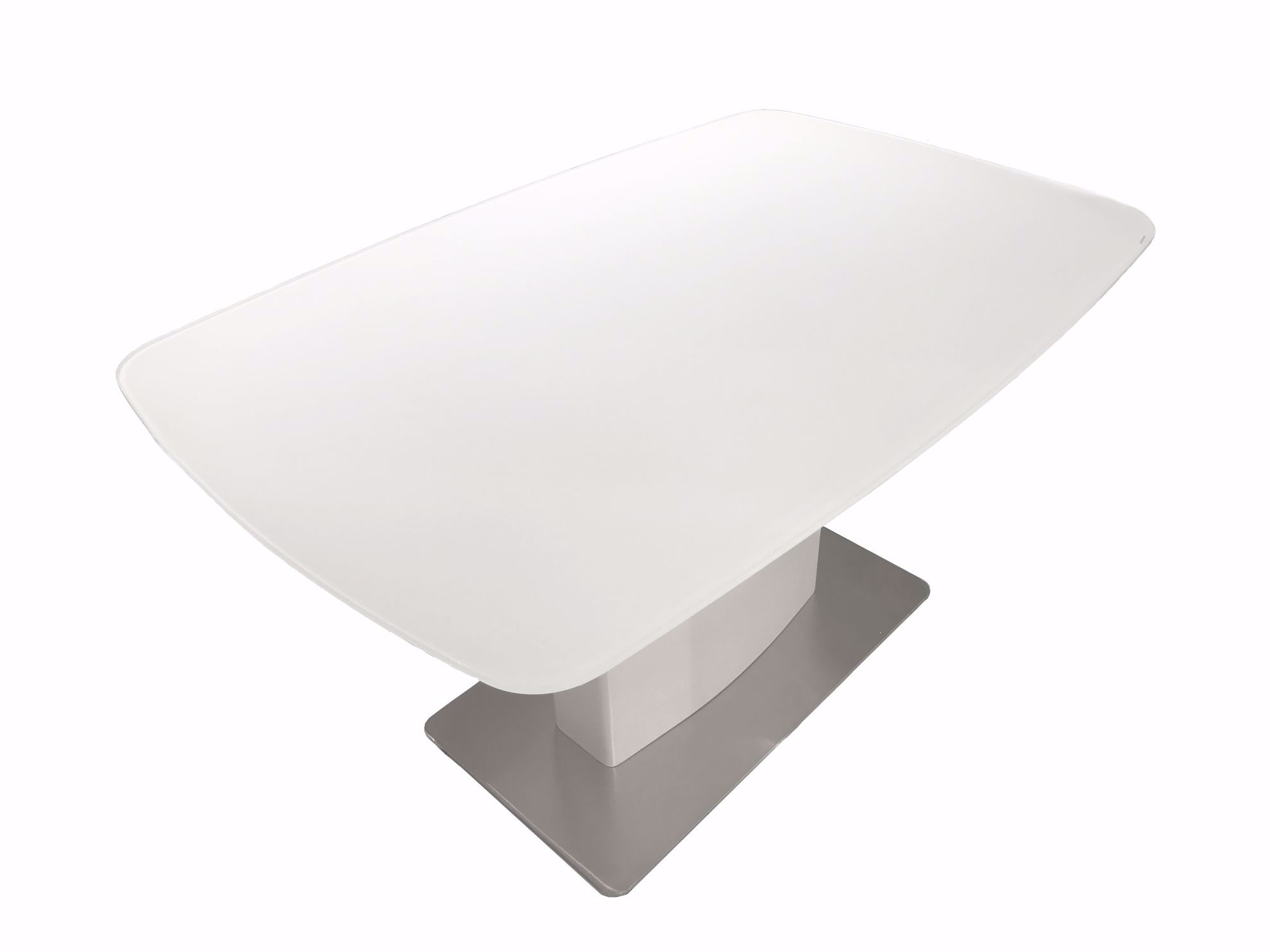 Picture of Mathew Glass Top Extendable Dining Table