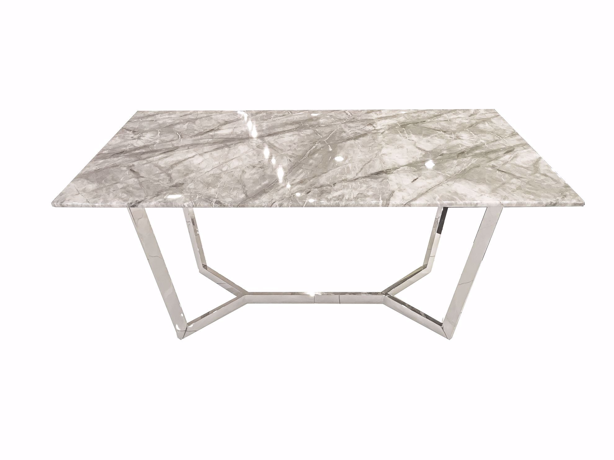 Picture of Napoli Marble Top Dining Table