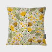 """Picture of Flower Pillow 16"""" x16"""""""