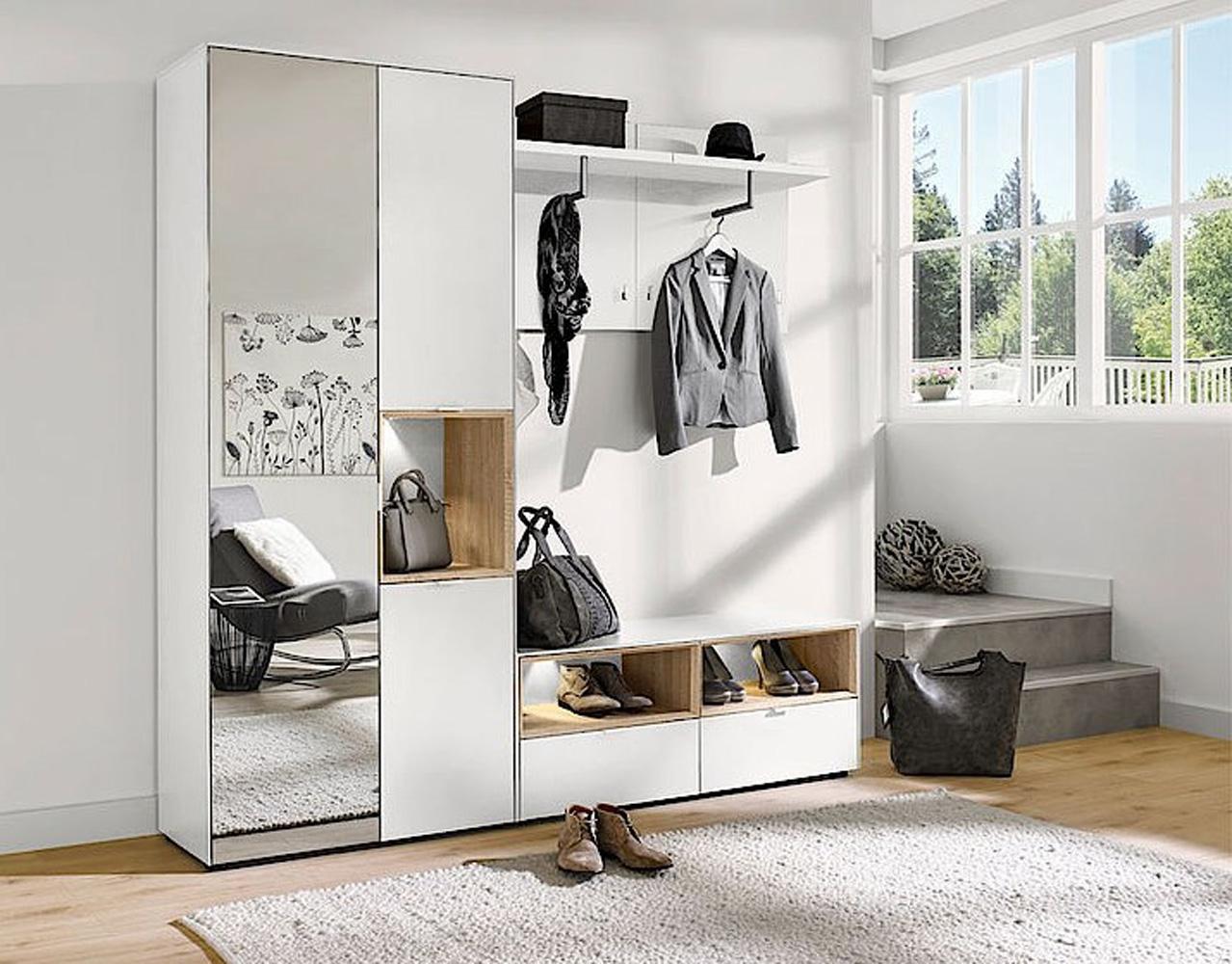 Picture of Wardrobe Arte White