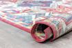 Picture of Leyla Cream/Dark Rose Area Rug 8x10ft