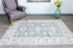 Picture of Naz Gray Area Rug 5X7FT