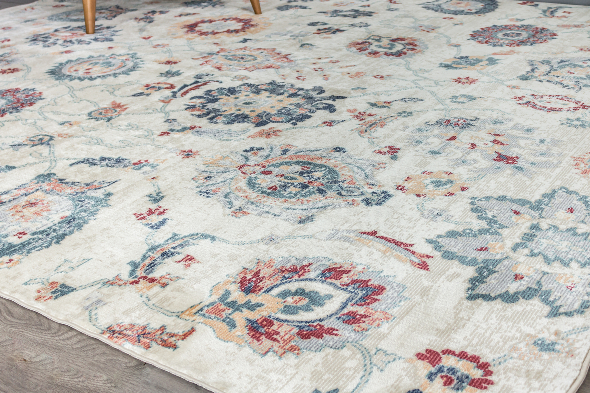 Picture of Bohemian Print  Area Rug 8X10FT