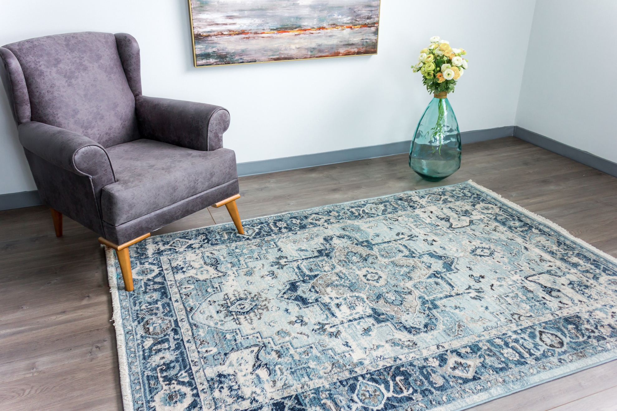 Picture of Turkish  Area Rug