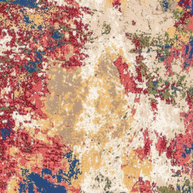 Picture of Rakkas  Multi Color Area Rug 5x7ft