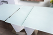 Picture of Nord Glass Top Extendable Dining Table