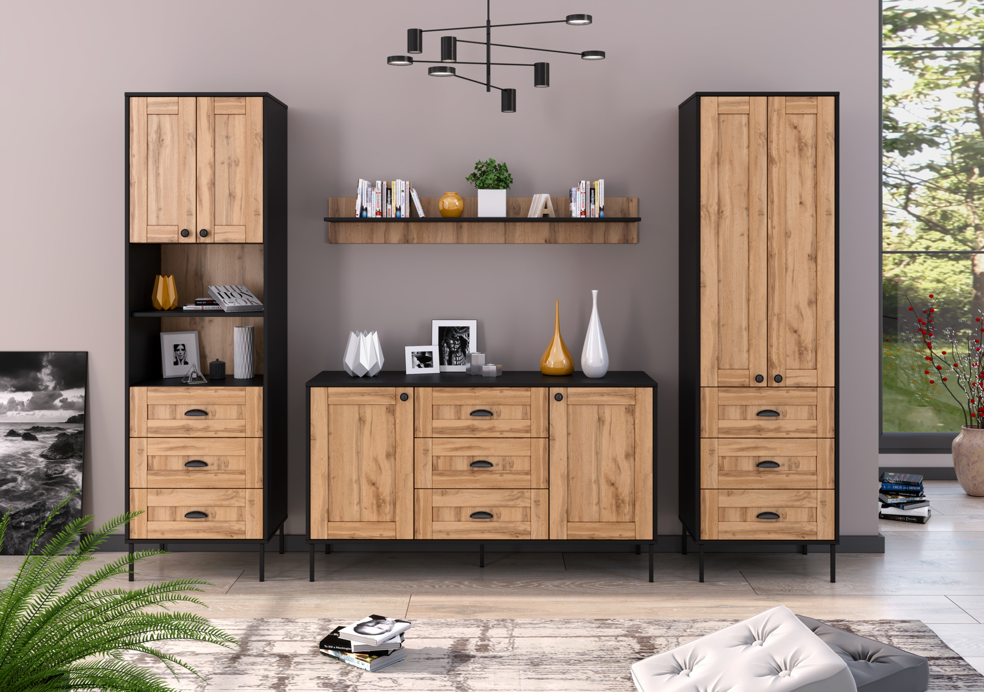 Picture of HENRY E Sideboard